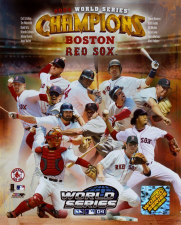 boston red sox, mlb, world series champions 2004