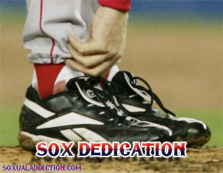boston red sox, world series 2004, bloody sock, bloody red sock